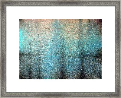 Winter Framed Print by Phil Rodriguez