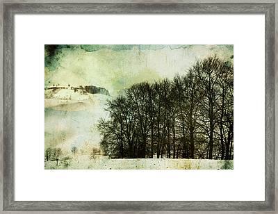 Winter Remembrances Framed Print