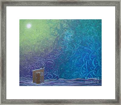 Winter Solitude 2 Framed Print