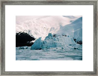 Winter Soltice Alaska  Framed Print