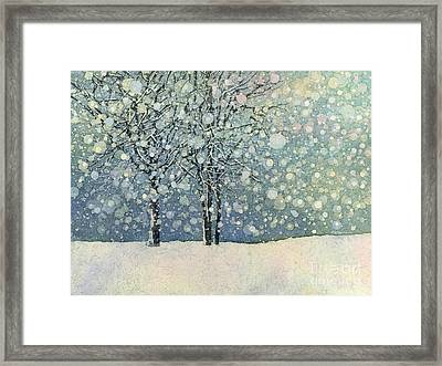 Winter Sonnet Framed Print by Hailey E Herrera