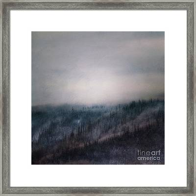 Winter View 3 Framed Print