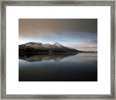 Winter Wonderland Framed Print by Paul  Mealey