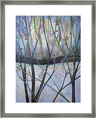 Winterlude Framed Print