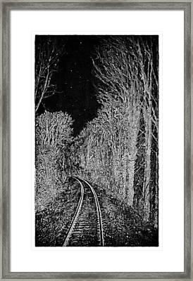 Winterreise Framed Print