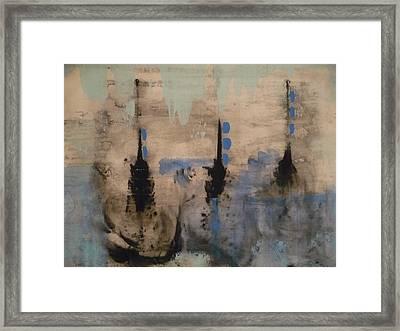 Winters Dream Framed Print