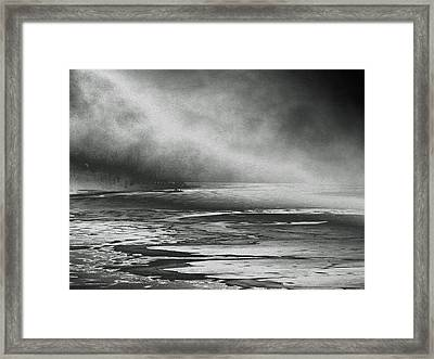 Framed Print featuring the photograph Winter's Song by Steven Huszar