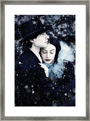 Wintersoul Framed Print by Cambion Art
