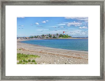 Winthrop Massachusetts  Framed Print by Brian MacLean