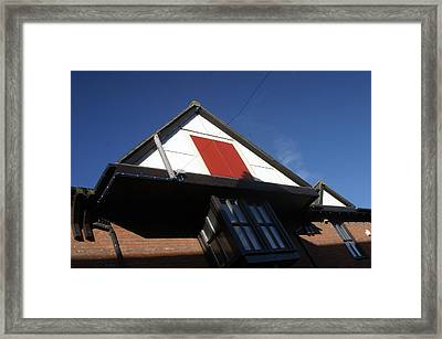Wisbech 26 Framed Print by Jez C Self