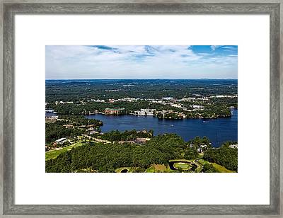 Wisconsin Dells Framed Print by Mountain Dreams
