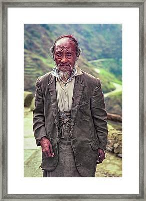 Wisdom - A Year Later Framed Print by Steve Harrington