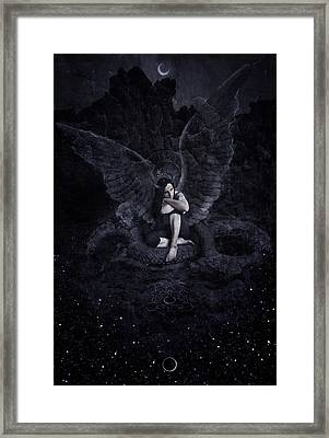 Lux Noctis Framed Print by Cambion Art