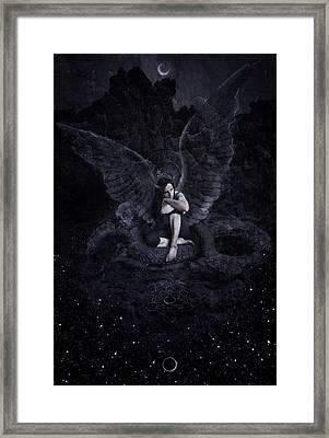 Lux Noctis Framed Print