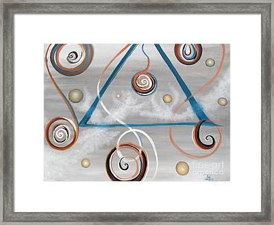 Wisdom Framed Print by Toni  Thorne