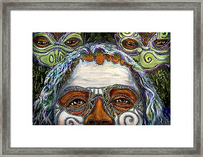 Two Wrongs Don't Make A Right Framed Print