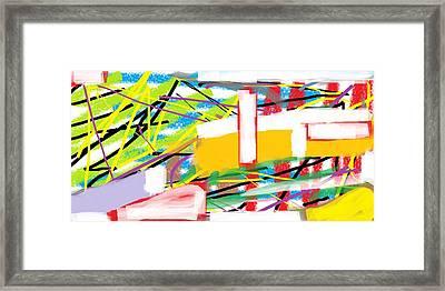 Wish - 20 Framed Print
