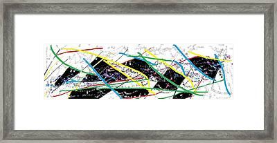 Wish - 58 Framed Print