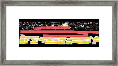 Wish - 60 Framed Print