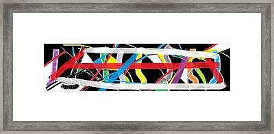 Wish - 61 Framed Print