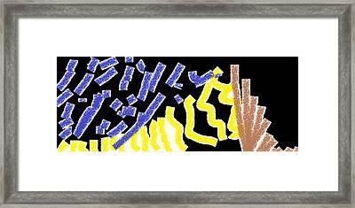 Wish - 64 Framed Print