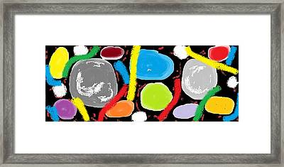 Wish - 98 Framed Print by Mirfarhad Moghimi