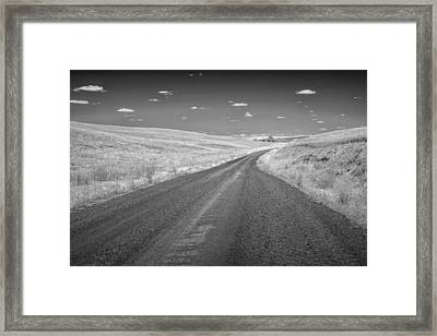 Wish It Would Never End Framed Print by Jon Glaser