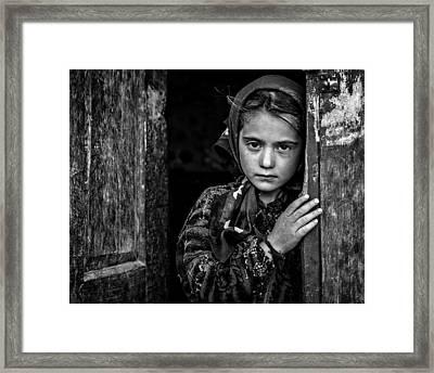 Wish Framed Print by Mohammadreza Momeni