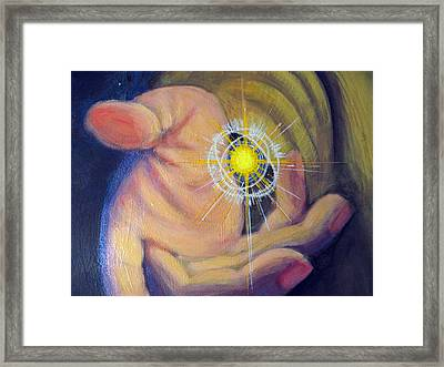 Wish On A Star Framed Print
