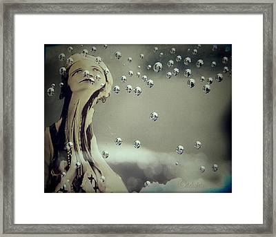 Wishful Thinking Framed Print