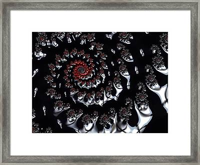Witch's Brew Framed Print by Susan Maxwell Schmidt