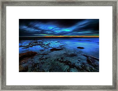 With Each New Day Framed Print