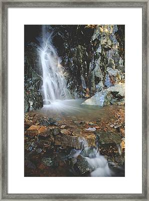 With Heart And Soul Framed Print