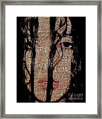 With Love.. Framed Print by Prar Kulasekara