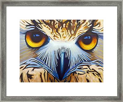 Within Framed Print by Brian  Commerford