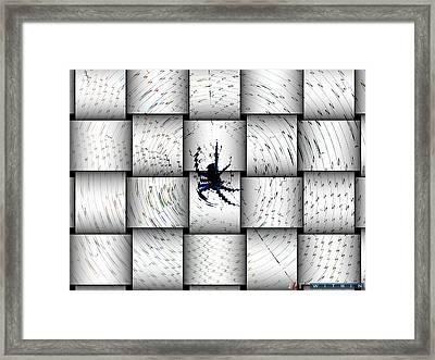 Within Framed Print by Jonathan Ellis Keys