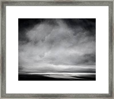 Without Color Framed Print by Lonnie Christopher