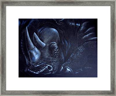 Without You II Framed Print by Glory Fraulein Wolfe