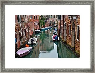 Withstanding The Test Of Time Framed Print