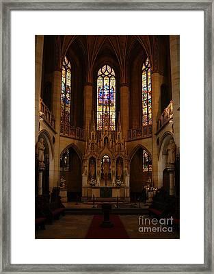 Wittenberg Castle Church 5 Framed Print