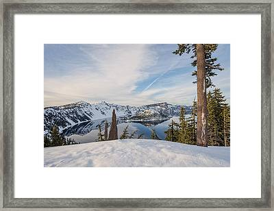 Wizard Magic Framed Print