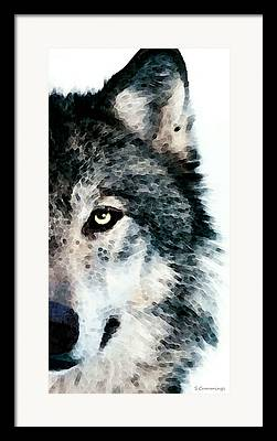Collectibles Digital Art Framed Prints