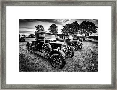 Wolseley Classic Framed Print