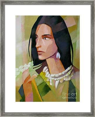 Woman 2006 Framed Print