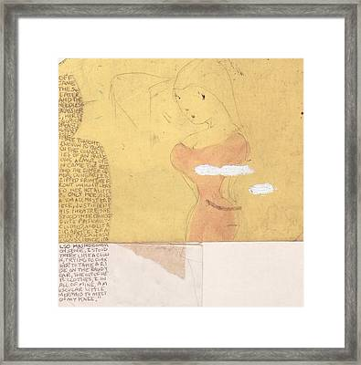 Woman 3 Framed Print by William Douglas