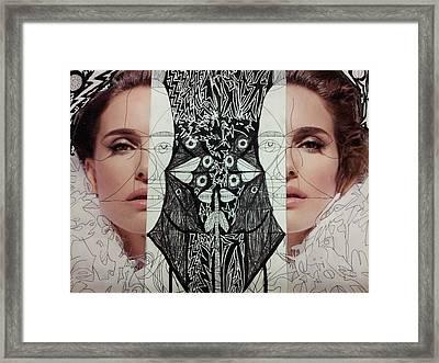 Woman 6 Framed Print by William Douglas