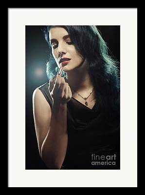 Starlett Framed Prints