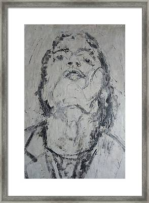 Woman Framed Print by David Studwell