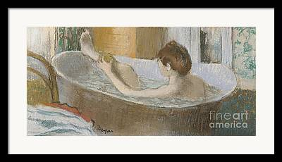 Bath Framed Prints