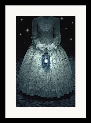 Without Lights Framed Prints